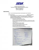 2016 SBSA Meeting Minutes