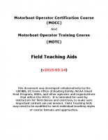 MOCC Field Teaching Aids (Updated 2015)