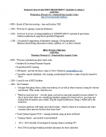 2013 SBSA Meeting Minutes