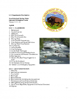 Non-motorized Watercraft Instructor Manual
