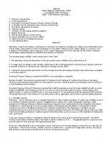 2009 SBSA Meeting Agenda