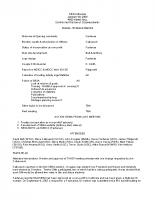 2008 SBSA Meeting Minutes